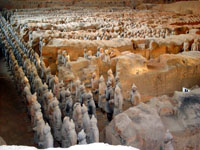 Terra Cotta Warriors and Horses Museum, Xian