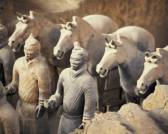 Terra Cotta Warriors and Horses, china